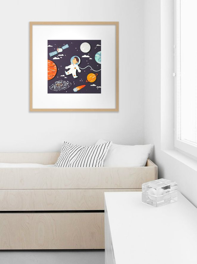 Far Above the Moon  (Final)