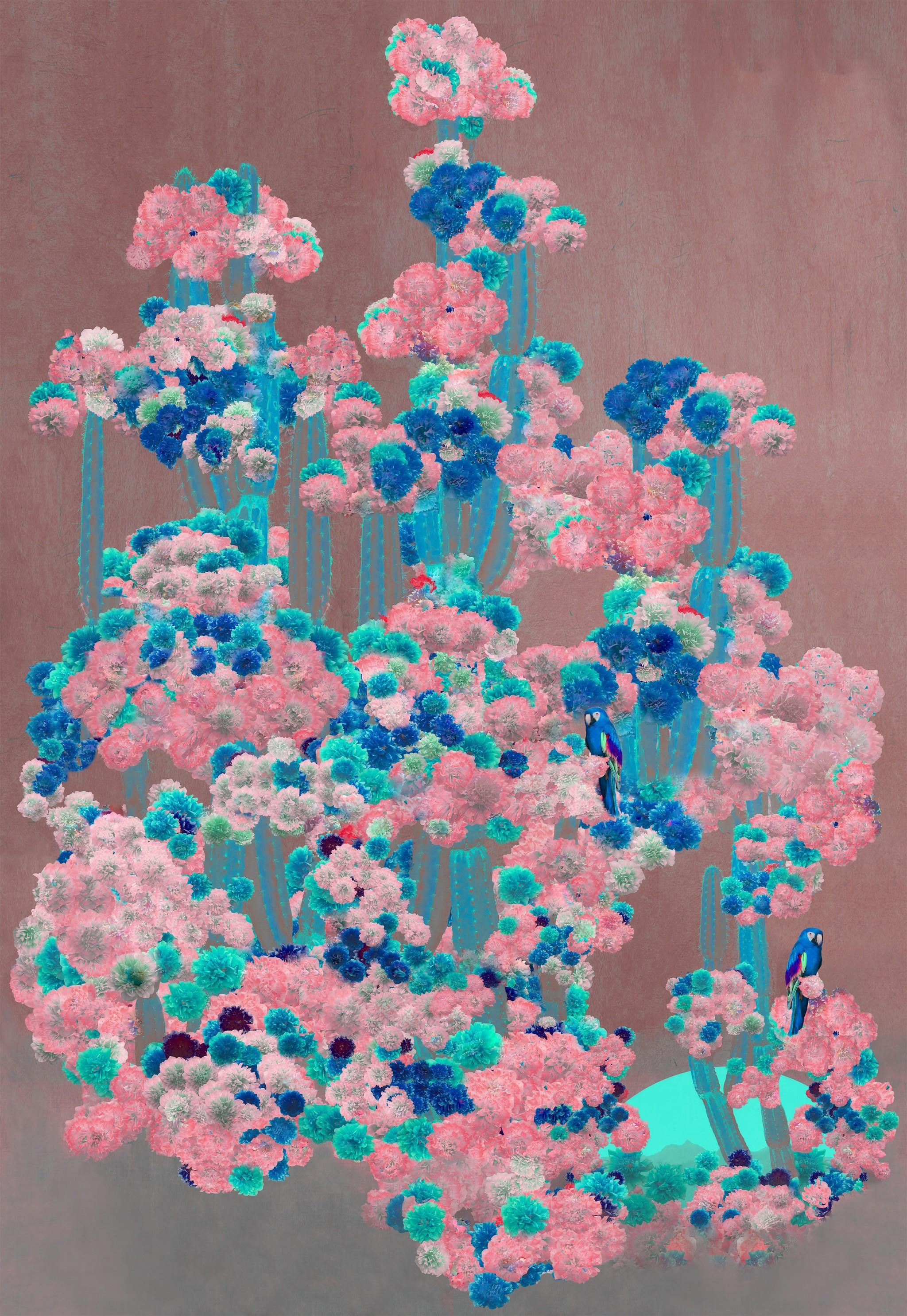 Cactus Forest-Sienna