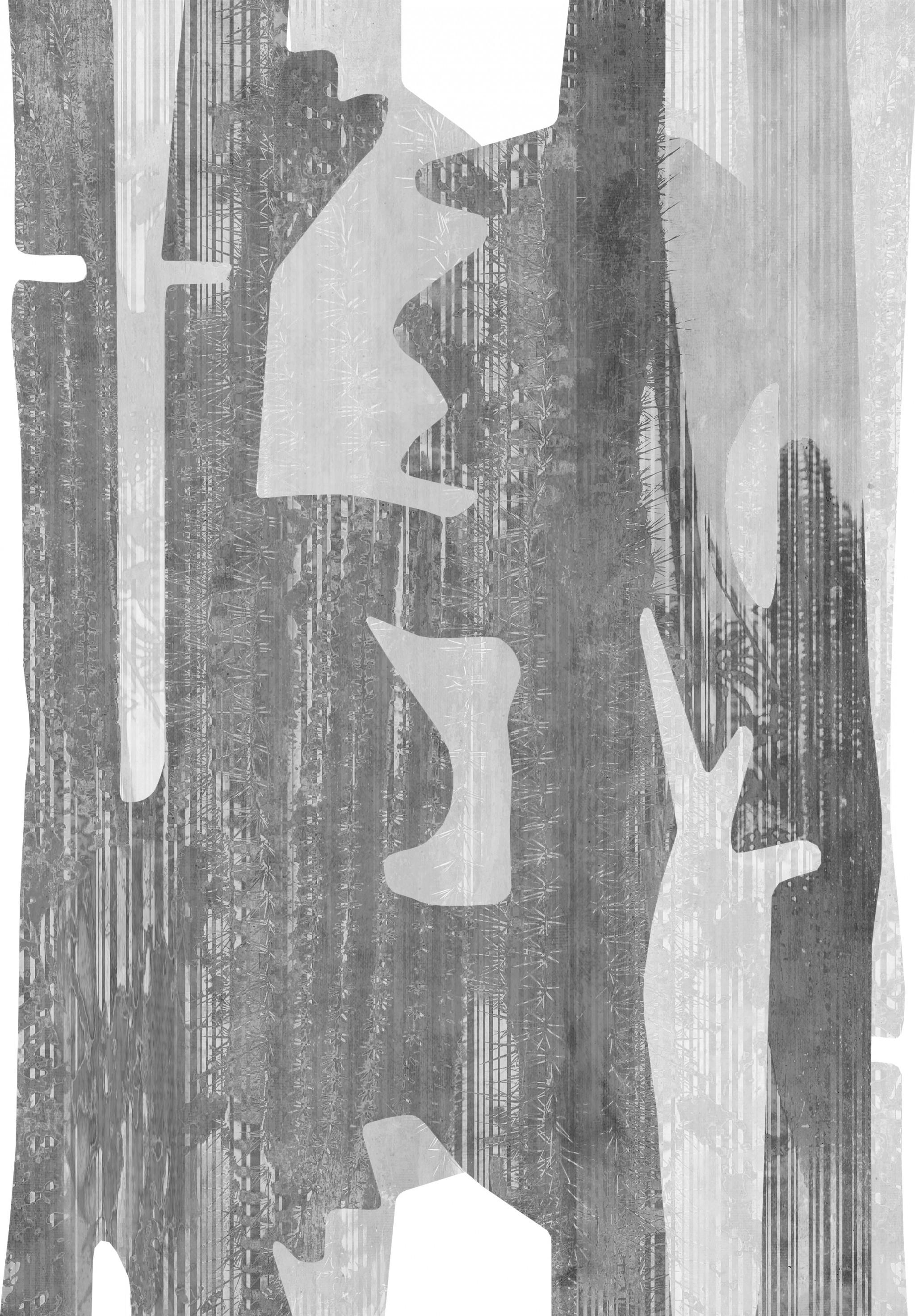 Cactus Bamboo-Gris